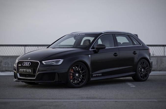 2015 MTM Audi RS3 V8 Front Angle