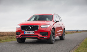 thumbnail Volvo Launches XC90 R-Design - The Sportiest XC90 Yet