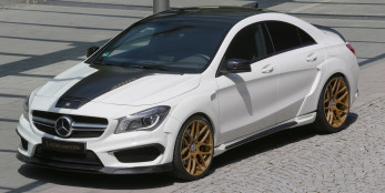 thumbnail Stunning wide body - The Loewenstein CLA SAPHIR LM45-410 Turbo