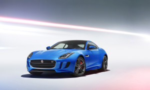 thumbnail Jaguar Launches F-Type British Design Edition