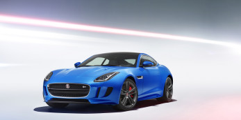 thumbnail Jaguar Launches F-Type British Design Edition