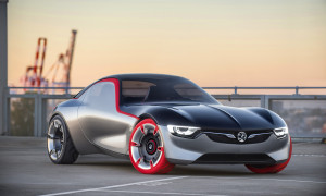 thumbnail Vauxhall Reveals GT Concept as Template for Future Sports Cars