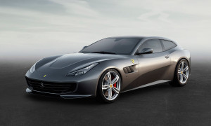 thumbnail The Ferrari GTC4Lusso Debuts at the Geneva Show