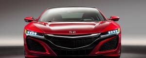 2016 Honda NSX Front