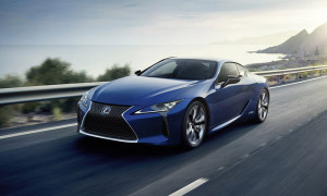 thumbnail Next-Generation Lexus Multi Stage Hybrid System and an All-New Platform