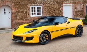 thumbnail Lightening Strikes again - The Lotus Evora Sport 410
