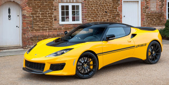 thumbnail Lightening Strikes again - The Lotus Evora Sport 410