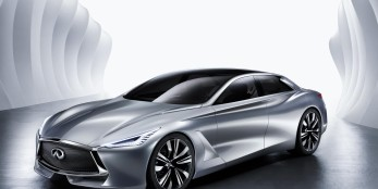 thumbnail Prestigious Design Award for Daring Infiniti Q80 Inspiration