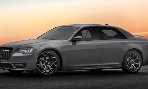 2017 Chrysler 300S Sport Appearance Packages Front Angle