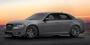 thumbnail Bolder and More Athletic Inside and Out - New 2017 Chrysler 300s Sport Appearance Packages