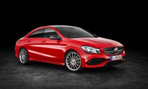 thumbnail 2017 Mercedes-Benz CLA