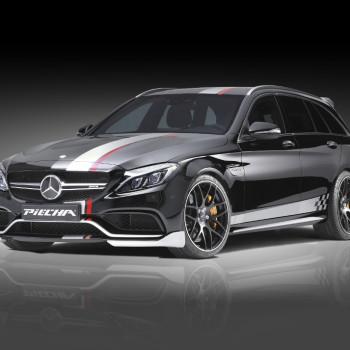 PIECHA-MP5-LXM-Mercedes-C-Klasse-W205-C63-black