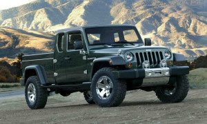 thumbnail Finally a Jeep Wrangler Pickup Truck