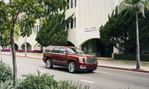 thumbnail GMC Introduces Yukon SLT Premium Edition