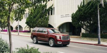 thumbnail GMC Introduces Yukon SLT Premium Edition