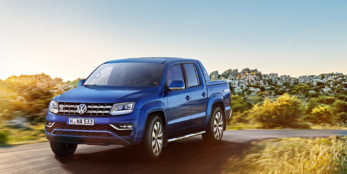 thumbnail Volkswagen Amarok: on the move in a premium pick-up