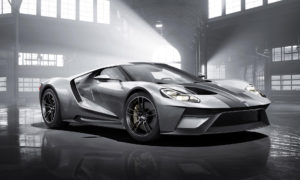 thumbnail ALL-NEW FORD GT EARNS THE 2016 GENE RITVO AWARD FOR DESIGN AND ELEGANCE