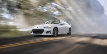 thumbnail SUBARU BRZ OFFERS ENHANCED PERFORMANCE AND UPDATED STYLING AND FEATURES FOR 2017