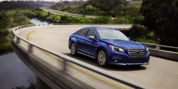 thumbnail SUBARU OF AMERICA ANNOUNCES PRICING ON 2017 SUBARU LEGACY AND OUTBACK MODELS