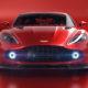thumbnail Aston Martin unveils Vanquish Zagato Concept at Villa D'este