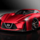 thumbnail Nissan Concept 2020 Vision Gran Turismo Displayed At launch Of New Grand Turismo Sport Game In London