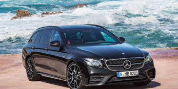 thumbnail Mercedes-AMG E 43 4MATIC Estate - More power for the new all-rounder