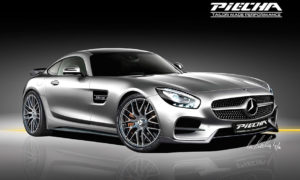thumbnail Dream Sports Car Taking Shape PIECHA With Exciting Mercedes-AMG GT S Rendering