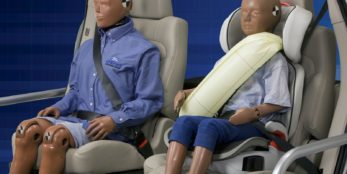 thumbnail How seat belts and airbags go together