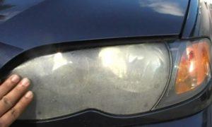 thumbnail Clearing Cloudy Headlight Lenses