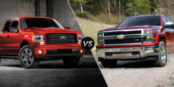 thumbnail The Beginning of the Ford/Chevy Rivalry