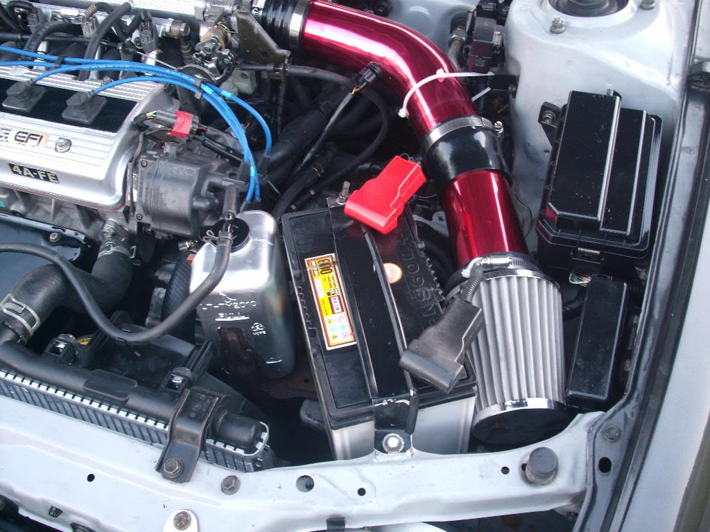 Do Cold Air Intakes Work 2001 Toyota Corolla Fuel Filter