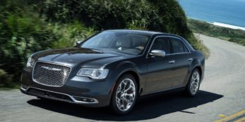 thumbnail The Chrysler 300 C Sedan is Thee One