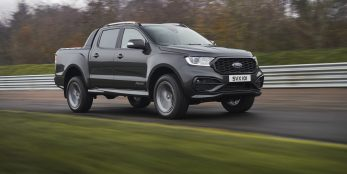 thumbnail Brawn to be Wild: New Ranger MS-RT Adds Street Appeal and Muscular Design to Best-Selling Pick-up