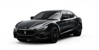 thumbnail Maserati introduces new Sportivo Special Edition for Levante and Ghibli