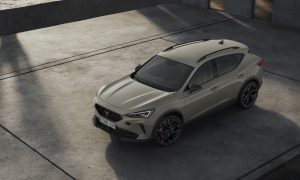 thumbnail CUPRA celebrates third anniversary unveiling the five-cylinder Formentor
