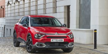 thumbnail New Citroen C4 & e-C4 officially launched in the Europe
