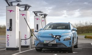 thumbnail Hyundai launches 'Charge myHyundai' – an integrated public electric vehicle charging service