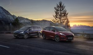thumbnail New Ford S-MAX Hybrid helps families go electric