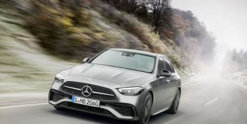 thumbnail The new Mercedes-Benz C-Class: Saloon and Estate