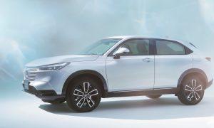 thumbnail Honda takes the wraps off all-new hybrid HR-V