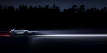 thumbnail Vauxhall Mokka and Mokka-e available with leading IntelliLux LED Matrix lights