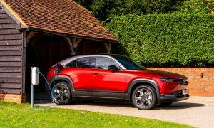 thumbnail Mazda MX-30 now eligible for Mazda UK scrappage scheme