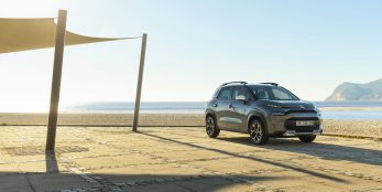 thumbnail New Citroën C3 Aircross SUV arrives with an assertive new design and enhanced comfort