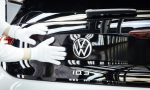 thumbnail ID.3 starts series production: The Transparent Factory in Dresden to become the home of the Volkswagen ID.