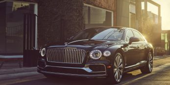 thumbnail Flying Spur named 'Best Dream Machine' by MotorWeek