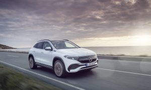 thumbnail All-electric Mercedes-Benz EQA now available to order