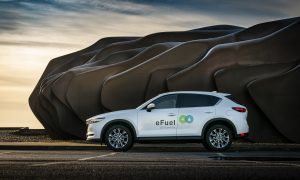 thumbnail Mazda first OEM to join the eFuel Alliance
