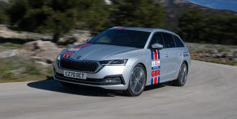 thumbnail British Cycling joins forces with SKODA