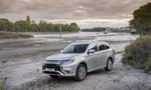 thumbnail Mitsubishi Outlander PHEV – Europe's best selling plug-in hybrid SUV in 2020