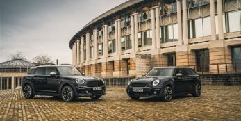 thumbnail New Shadow Edition unveiled for MINI Clubman and MINI Countryman